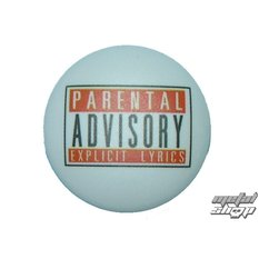 Button klein  - Parental  Advisory Explicit Lyrics 22 (012)