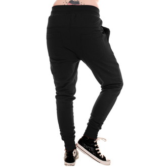 UNISEX Trainingshose  3RDAND56th - Carrot Fit Jogger - Black - JM1008