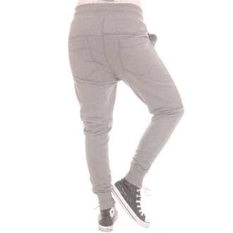 UNISEX Trainingshose  3RDAND56th - Carrot Fit Jogger - Gr. Melange
