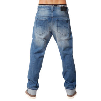 Herren Hose  -Jeans- HORSEFEATHERS - Ground Light Blue