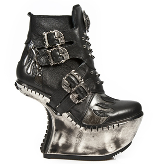 Schuhe NEW ROCK - EXT011-S1 - NOMADA NEGRO
