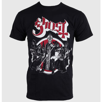 Herren T-Shirt Ghost - Road To Rome - ROCK OFF - GHOTEE04MB