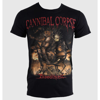 Herren T-Shirt Cannibal Corpse  - Blood - PLASTIC HEAD - PH7736