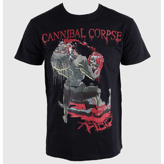 Herren T-Shirt Cannibal Corpse  - Rabid - PLASTIC HEAD, PLASTIC HEAD, Cannibal Corpse