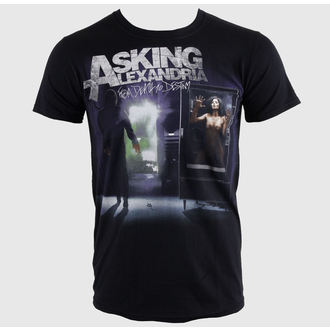 Herren T-Shirt Asking Alexandria - From Death To Destiny - PLASTIC HEAD - PH7999