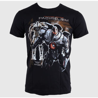 Herren T-Shirt Pacific Rim - Robot - Black - LIVE NATION - 10529