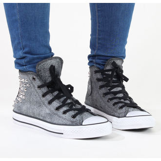 Damenschuhe CONVERSE - Chuck Taylor AS Collar Studs - Black