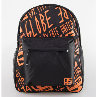 Rucksack GLOBE - Single - Black/Orange