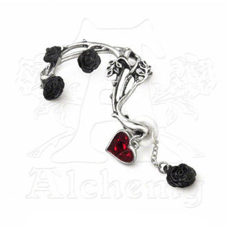 Ohrringee ALCHEMY GOTHIC - Bed of Blood Roses Ear Wrap - E329