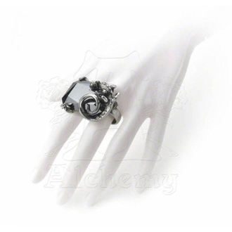 Ring ALCHEMY GOTHIC - The Philosopher's Stone - R191