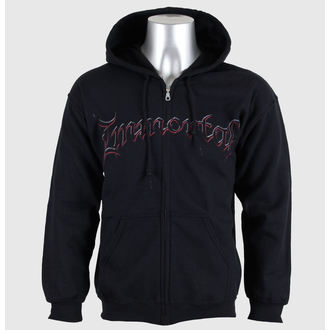 Herren Hoodie  Immortal - Damned In Black - RAZAMATAZ, RAZAMATAZ, Immortal