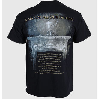 Herren T-Shirt My Dying Bride - A Map Of All Our Failures - RAZAMATAZ