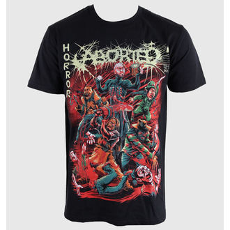 Herren T-Shirt Aborted - Horror Comic - RAZAMATAZ - ST1752