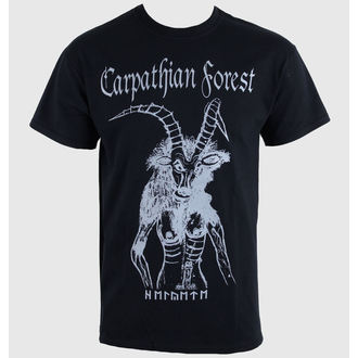Herren T-Shirt Carpathian Forest - Inverted Cross - RAZAMATAZ