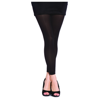 Leggings PAMELA MANN - 120 Denier Footles - Black - 002