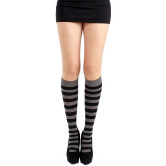 Kniestrümpfe PAMELA MANN - Twickers Knee High - Dark Grey - 061