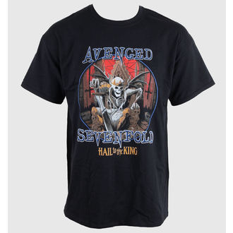 Herren T-Shirt   Avenged Sevenfold - Deadly Rule - ROCK OFF - ASTS03MB