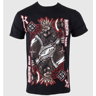 Herren T-Shirt   Machine Head - King Of Diamonds - ROCK OFF - MAHTEE05MB