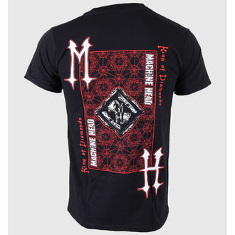 Herren T-Shirt   Machine Head - King Of Diamonds - ROCK OFF