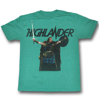 Herren T-Shirt Highlander - Come At Me - AC - HL519