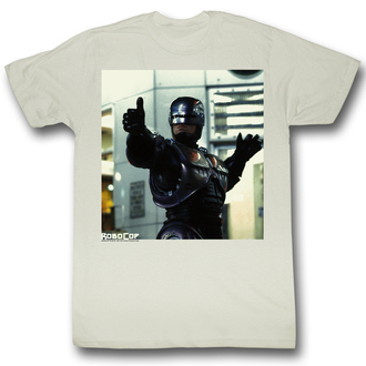 Herren T-Shirt Robocop - Thumbs And Ammo - AC - ROB5102
