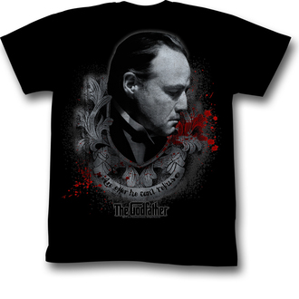 Herren T-Shirt Godfather - Showing Respect - AC - GF5111