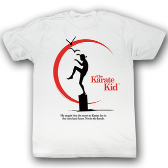 Herren T-Shirt Karate Kid - Karate Truth - AC, AMERICAN CLASSICS, Karate Kid