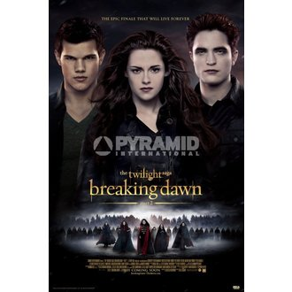 Poster Twilight - Breaking Dawn - PYRAMID POSTERS - PP32990