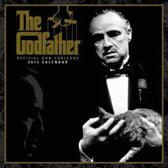 Kalender  2014 Godfather - PYRAMID POSTERS - C12026