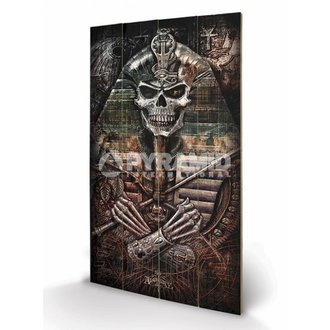 Holzbild  Alchemy - Thoth Codex - PYRAMID POSTERS - LW10593P