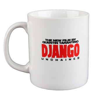 Keramiktasse  Django - Unchained - The D Is Silent - PYRAMID POSTERS - MG22371