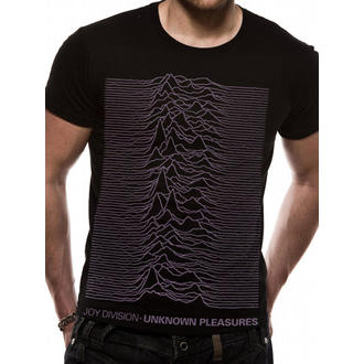 Herren T-Shirt   Joy Division - Oversized Placement - LIVE NATION - PE10344TSB