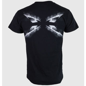 Herren T-Shirt   Metalllica - Spiked Logo - Black - LIVE NATION - RTMTL0180