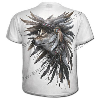 Herren T-Shirt SPIRAL - Spirit  Of The Wolf