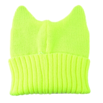 Strickbeanie  POIZEN INDUSTRIES - Evil - Green