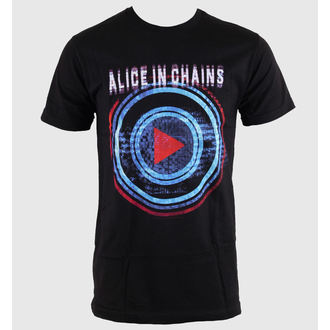 Herren T-Shirt   Alice In Chains - Played - Blk - BRAVADO - AIC1009