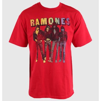 Herren T-Shirt   Ramones - Split Fountain Group - BRAVADO - 95221157