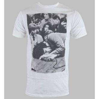 Herren T-Shirt   The Doors - Jim Floor - Wht - BRAVADO - DOR1032