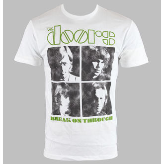 Herren T-Shirt   The Doors - Break On Thru - Wht - BRAVADO - 30321023