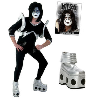 Kostüm KISS - Authentic Spaceman Rock The Nation Costume
