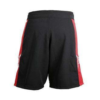 Herren Shorts TAPOUT - Center - Black/Red