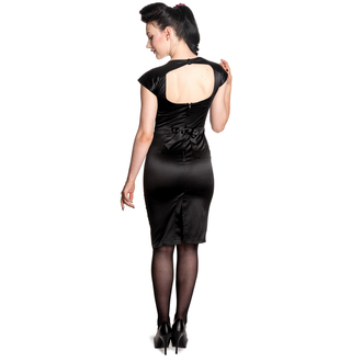 Damen Kleid HELL BUNNY - Angie - Blk, HELL BUNNY