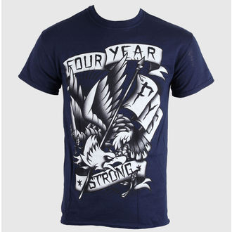 Herren T-Shirt   Four Year Strong - Eagles Spear - LIVE NATION - 10836