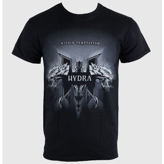 Herren T-Shirt   Within Temptation - Hydra Grey - LIVE NATION - 0010