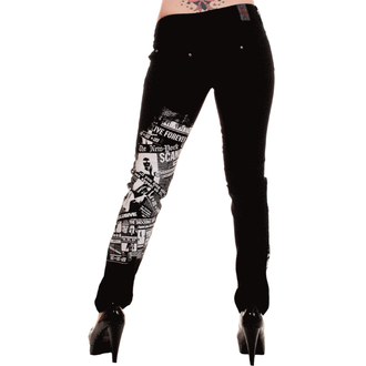 Damen Hose  3RDAND56th - Scandalous Skinny - Black - JM1108