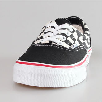 Schuhe Vans - Era - (Van Doren) - BLACK-CHECKER