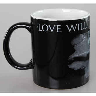 Keramiktasse Joy Division - Love Will Tear - Black - ROCK OFF, ROCK OFF, Joy Division