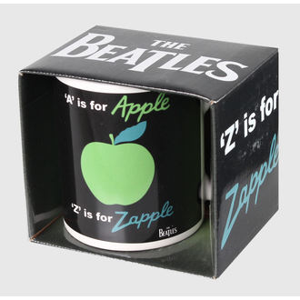Keramiktasse The Beatles - A Is For Apple Z Is For Zapple - ROCK OFF