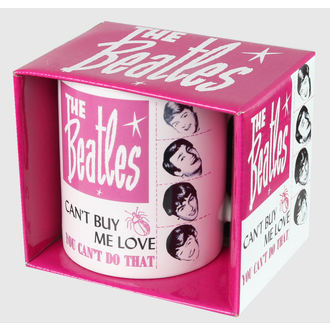 Keramiktasse The Beatles - Can´t Buy Me Love - ROCK OFF