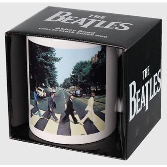 Keramiktasse The Beatles - Abbey Road - ROCK OFF - BTTWMUG02